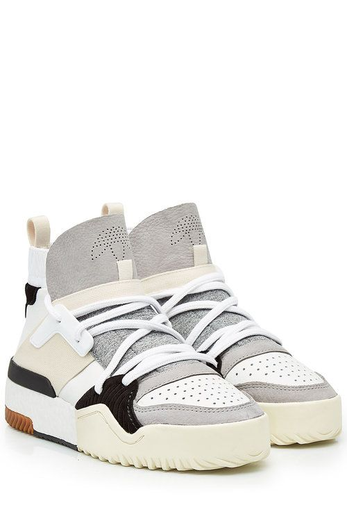 Sneakers with Leather - Adidas Originals by Alexander Wang