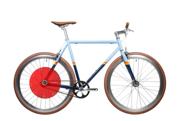 The best electric powered single-speed track bicycle you can buy! - Shop Superpedestrian