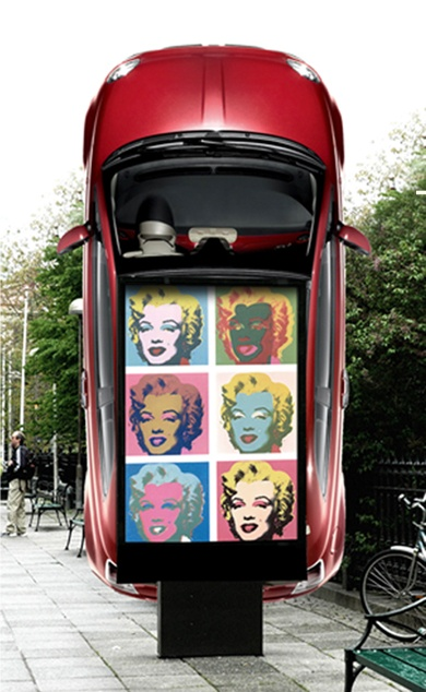 Marilyn cool on 500C!