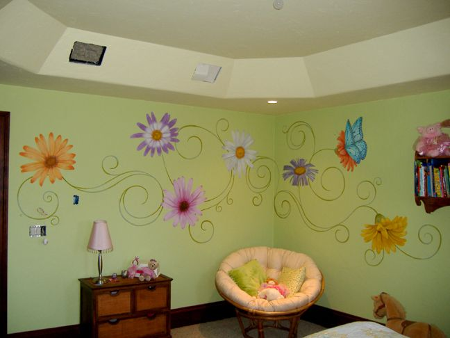 1000 images about mural paint ideas on pinterest for Mural painting ideas