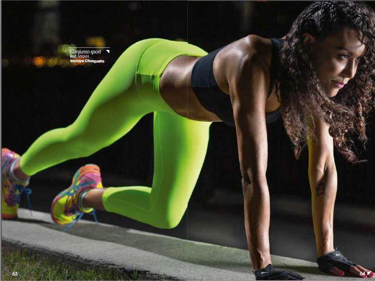 Nueva Colección Latin Fitness by Esencial Jeans #LaMarcaDelaSensualidad