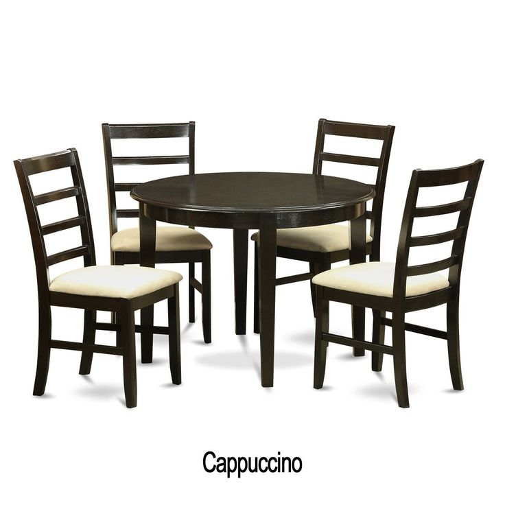 Small Round Dining Table Set: 25+ Best Small Round Kitchen Table Ideas On Pinterest