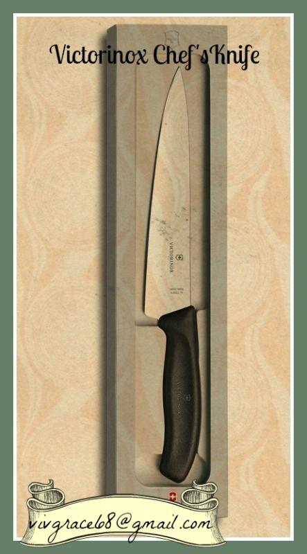 Victorinox Knives - pure quality