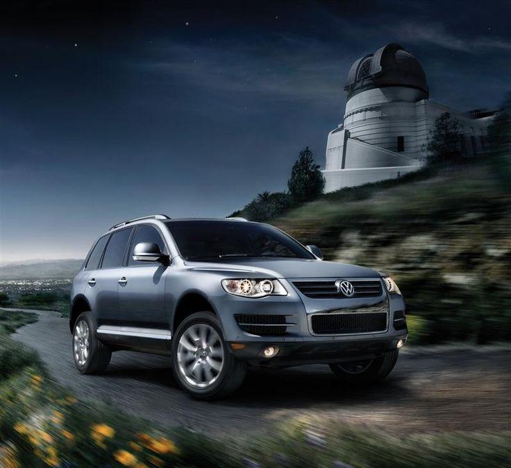 Suv Volkswagen: 2010 Volkswagen Touareg Imagen