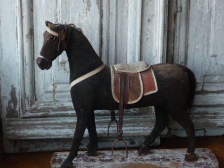 antiek paard (VERKOCHT)