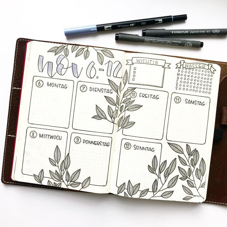 Do You Even Theme? 13 Inspirational Bullet Journal…