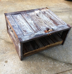 232 best images about diy repurposed reclaiming old for Old door into coffee table