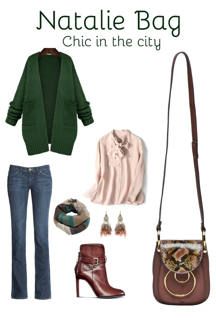 Stay chic and fabulous even on a cold winter day with Wild-Inga's Natalie Lite Coral leather bag!