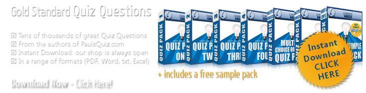 United States Quiz 1 | Free Quiz Questions | Trivia Quiz Resources | Free Pub Quiz Questions | Trivia Quiz