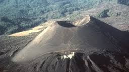 Volcan  Paricutín..