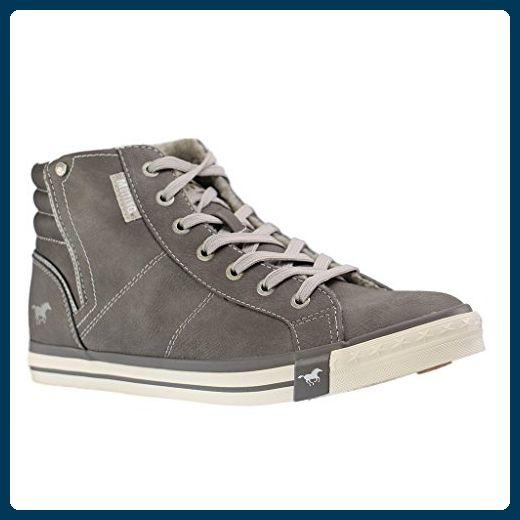 1099 302 5, Sneakers Basses femme, Rouge (5 Rot), 39 EUMustang