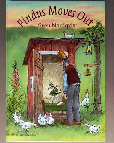 Sven Nordqvist: Findus Moves Out – Tales for Tadpoles