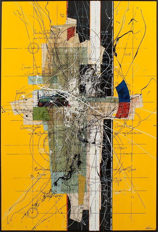 #collage inspiration #body map art inspiration Etienne Gelinas.  https://www.facebook.com/Etienne.Gelinas.art