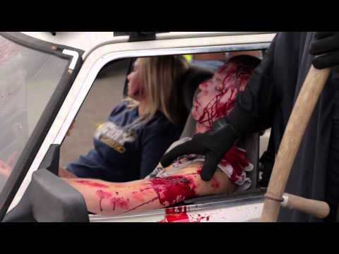 texting and drinking while driving Texting & driving is more debilitating to your reaction time than driving while under the influence of alcohol according to this study conducted by car and driver magazine , as well as several others by various safety institutions, using a cell phone to read or send text messages delays a driver's reaction time as much or more than the legal .