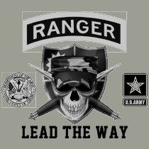 For my US Army Ranger son, currently serving in Afghanistan. Hurry home and stay safe.
