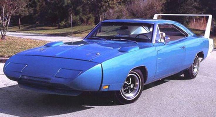 1969 Dodge Charger Daytona Hemi - Photos - Top 10 muscle cars - NY ...