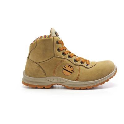 Chaussures de sécurité ADVANCE HAUTE CAMEL S3 SRC DIKE - Fin de série - Equipement de Protection Individuelle/Chaussures de sécurité Haute - innovtools