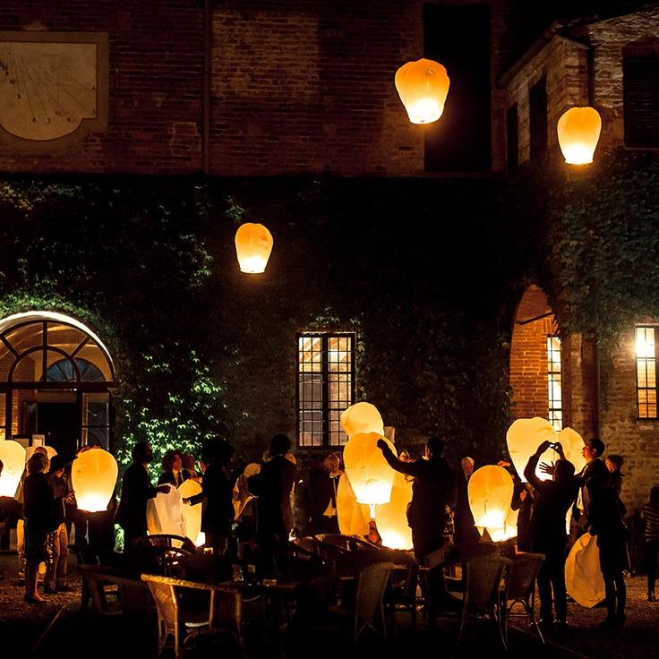 Sky Lantern #wedding
