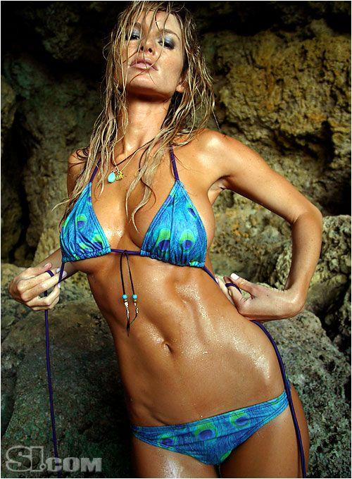 The best bikini is no bikini. Right, Marisa Miller? Marisa Miller - Sports Illustrated Swimsuit