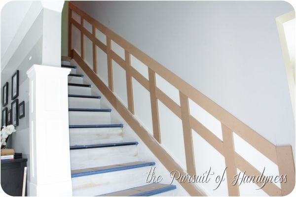I promised to give you details about how I finished off the board and batten and the balusters on the staircase remodel project. As you know it wasn't an easy process but it took so long mainly because I had never done it before and I had no instructions. When we last left off, I … … Continue reading →