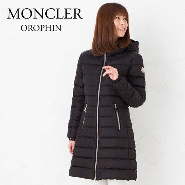 モンクレール MONCLER スーパーコピー レディース ダウンコート 49853 05 54155 OROPHIN 7 ブラック