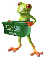 FROGBOX Moving Boxes | GoGetter Winnipeg