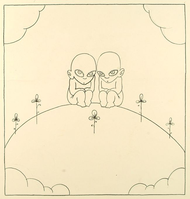 Drawings by Luis Bagaría, mostly for the Spanish journal Le Sol in the 1920s