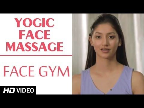 Face Gym - Yogic Face Massage HD | Asha Bachanni - YouTube