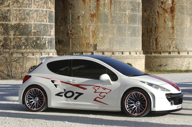 Peugeot 207 RC Cup