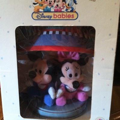 Disney Babies nursery lamp - Brand New in box!