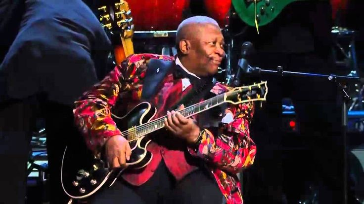 Stevie Wonder - John Legend - BB King