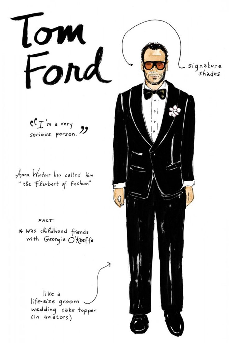 Tom Ford Facts