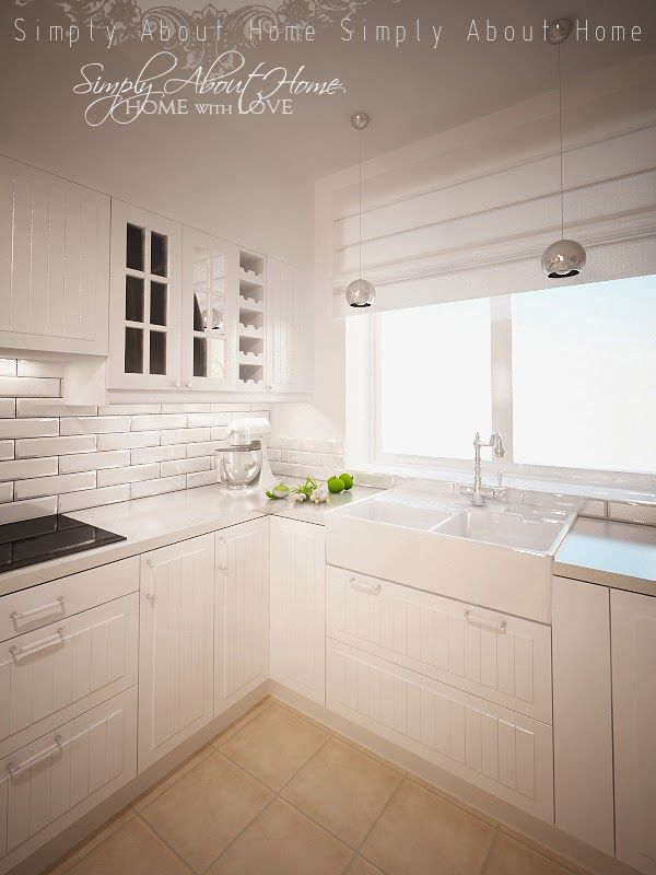 simply about home: kitchen