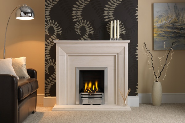 Stone Fireplaces, View Our Natural Stone Fireplaces