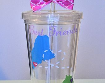 Items similar to Team Bride Bachelorette Party Acrylic Tumblers Team Bride Personalized Custom Cups on Etsy