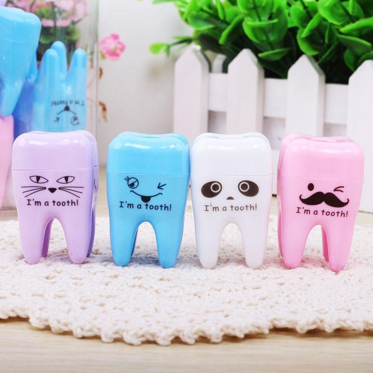 $0.38 (Buy here: https://alitems.com/g/1e8d114494ebda23ff8b16525dc3e8/?i=5&ulp=https%3A%2F%2Fwww.aliexpress.com%2Fitem%2F1PCS-creative-cute-candy-colored-teeth-shape-pencil-sharpener-children-pencil-office-stationery-student-teaching%2F32734037085.html ) 1PCS creative cute candy colored teeth shape pencil sharpener children pencil office stationery student teaching for just $0.38