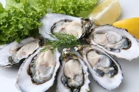 They look like shit, they have the texture of snot, but by gum, by golly, oysters would be the oceanic equivalent to eye fillet...best served chilled without condiments, however a fresh French Stick and butter does not go amiss...