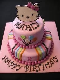 Hello Kitty Birthday Party Idea!