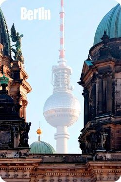 Berlin, Germany. Study abroad here through our program with Eurocentres! Running January 1-17, 2014. Application deadline is October 15th. To apply online, visit us at studyabroad.uwm.edu.