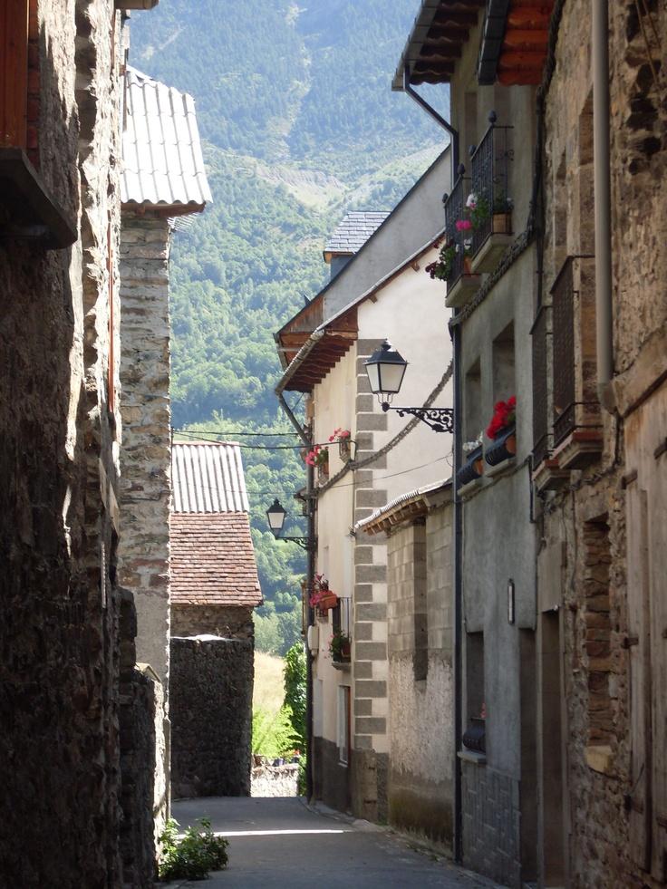 Calle de Plan , Huesca
