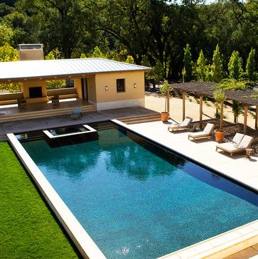 braytonhughes design studios mediterranean pool