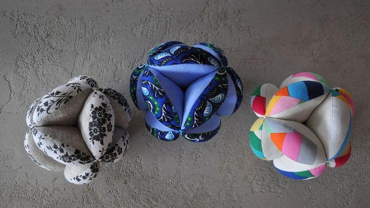 TAKANE Puzzle Ball | zamówienia indywidualne - misticODDMENTS - Karuzele dla niemowląt