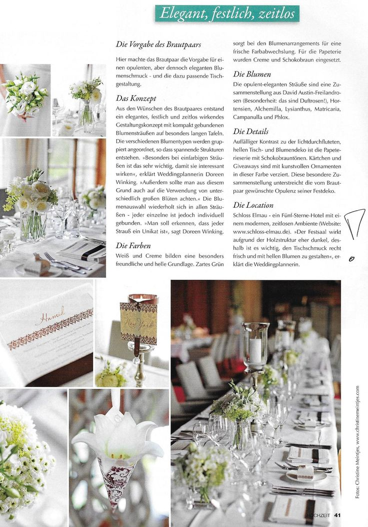 48 best images about dekoration on pinterest wedding tall wedding centerpieces and green. Black Bedroom Furniture Sets. Home Design Ideas