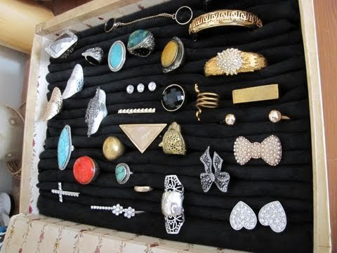 401 Best Jewelry Storage Images On Pinterest | Jewelry Organization,  Dresser And Home
