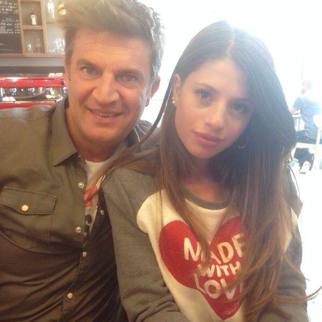 LOVE Chiara Nasti #testimonial #maisonespin #fw14 #collection #lovely #backstage #madewithlove #chiaranasti #fabiocastelli