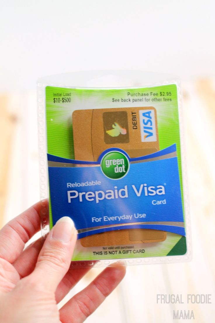 ... Prepaid Visa Card on Pinterest | Money, Credit Cards and Gift Cards