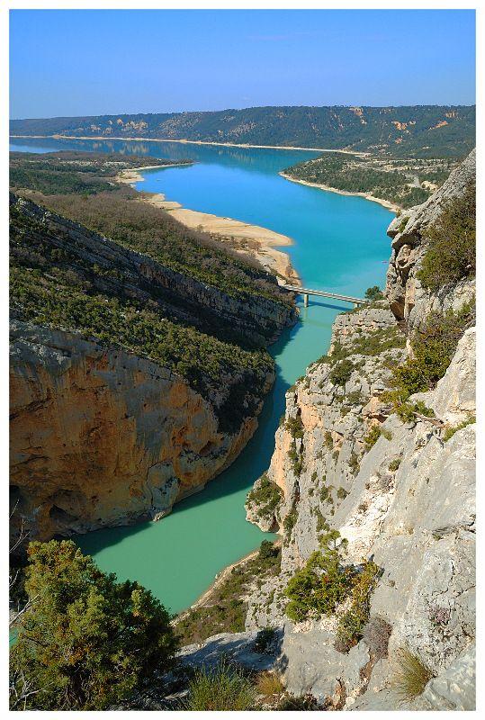 Lac de Sainte Croix, Provence