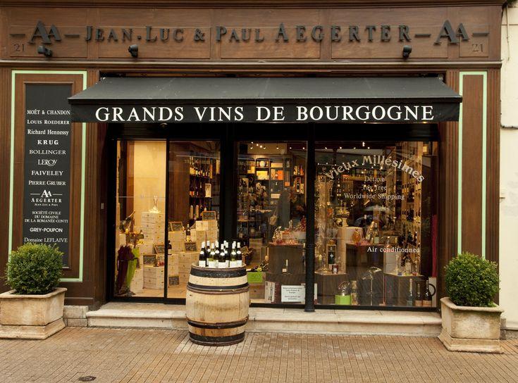 Wine shop restaurant inspirations 1 pinterest for Exterior design for shops