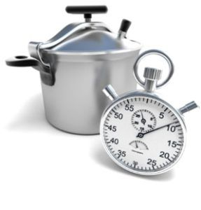 To Use or Not to Use Pressure Cooker Time Tables