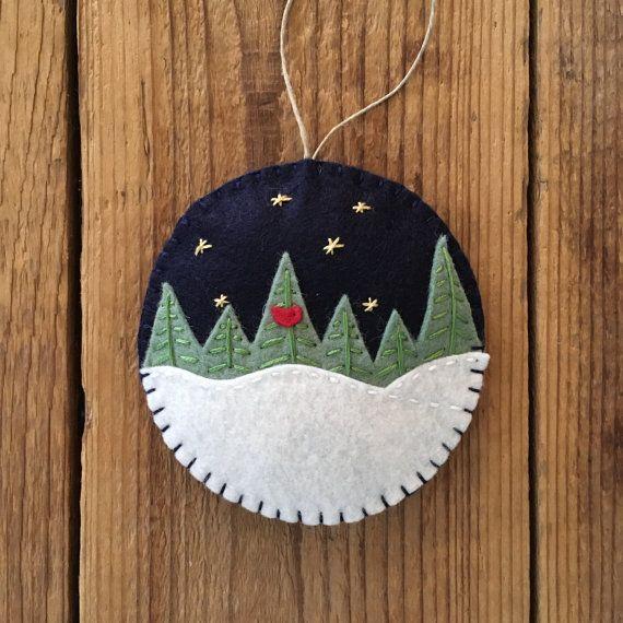Best 25+ Felt Christmas Ideas On Pinterest